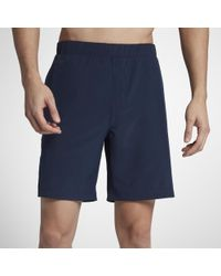 "Hurley - Alpha Trainer 2.0 18"" Walkshorts - Lyst"