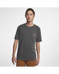 Hurley - Destroy Cornered T-shirt - Lyst