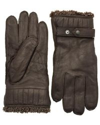 Barbour Tindale Gloves - Brown