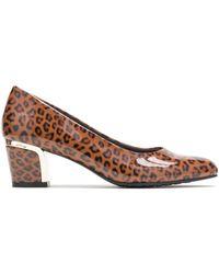 Soft Style Deanna Heels - Brown