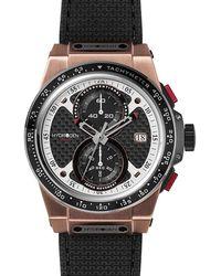Hydrogen Watch Otto Chrono Black Rose Gold