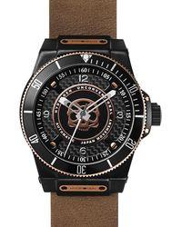 Hydrogen Watch Sportivo Black-brown Nato
