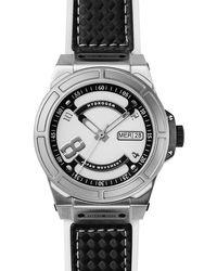 Hydrogen Watch Otto White-silver - Metallic