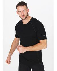 Icebreaker Camiseta manga corta Bodyfitzone 150 - Negro