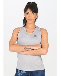 Salomon Camiseta de tirantes XA - Gris