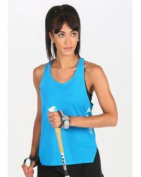adidas Camiseta de tirantes Terrex Agravic - Azul