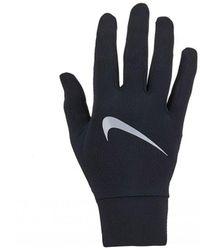 Nike Guantes Dry Elements - Negro