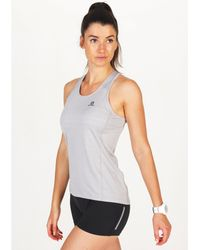 Salomon Camiseta de tirantes XA - Blanco