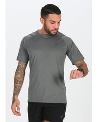 Asics Camiseta manga corta Icon - Gris