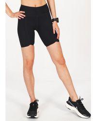 Nike Mallas cortas One Luxe Icon Clash - Negro