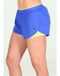 Asics Pantalón corto 2 en 1 3.5inch - Azul