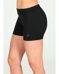 Asics Mallas cortas Hot Pant - Negro