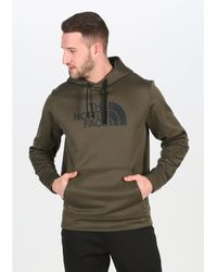 The North Face Sudadera Surgent Hoodie - Verde