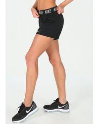 Nike Pantalón corto Dry Attack - Negro