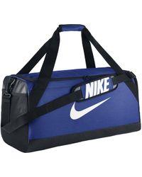 Nike Bolsa de deporte Brasilia Duffel - M - Azul
