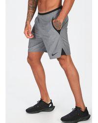 Nike Pantalón corto Pro Flex Repel - Gris