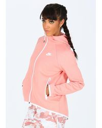 Nike Chaqueta Sportswear Tech Fleece - Naranja