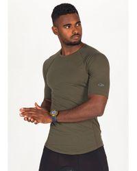 Icebreaker Camiseta manga corta Bodyfitzone 150 - Verde
