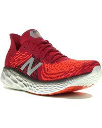 New Balance Fresh Foam 1080 V10 - Rojo