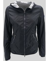 Colmar Reversibile Taffetà Jacket - Black