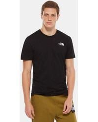 The North Face Simple Dome T-shirt - Black