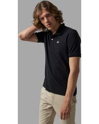 La Martina Polos Short Sleeves - Black
