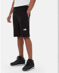 The North Face Graphic Light Shorts - Black