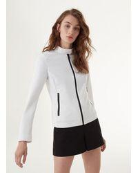 Colmar Softshell Jacket - White