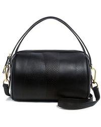 10 Crosby Derek Lam - Perry Leather Duffle Bag - Lyst