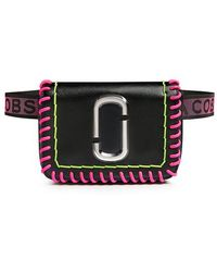 Marc Jacobs - Whipstitched Hip Shot Bag - Lyst