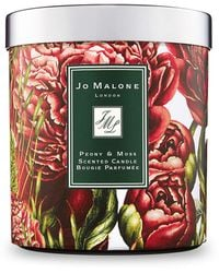 Jo Malone Peony And Moss Charity Scented Candle 200g - Green