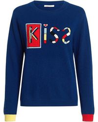 Chinti & Parker - Mexican Kiss Cashmere Sweater - Lyst