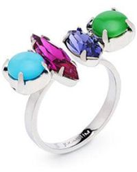 Joomi Lim   Candy Crush Crystal Open Ring   Lyst