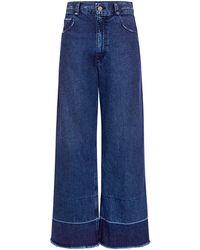 Rachel Comey Legion High-rise Distressed Jeans - Blue