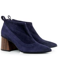 Eugenia Kim | Alice Suede Ankle Boots | Lyst