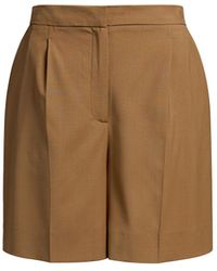 ALEXACHUNG Tailored Shorts - Multicolor