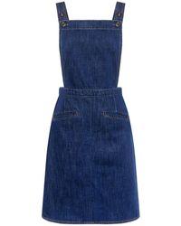 M.i.h Jeans Cass Denim Dress - Blue