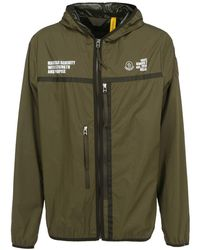 Moncler - Giacca impermeabile Orkhon - Lyst