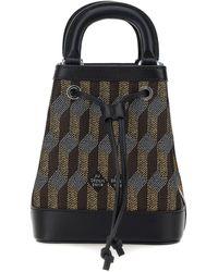 AU DEPART - Bucket Bag - Womens - Black - Lyst