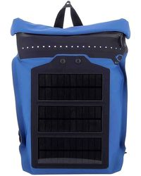 O-range Apolled Solar Backpack - Blue