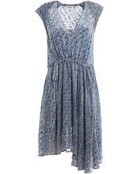 Zadig & Voltaire Rozane Dress - Blue