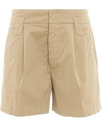 Dondup Guia Shorts - Natural