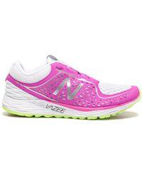 New Balance W Breath Running Shoes - Purple