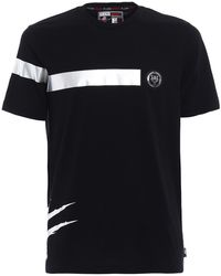 Philipp Plein T-shirt Brunt nera - Nero
