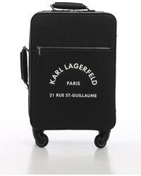 Karl Lagerfeld Rue St Guillaume Trolley Black