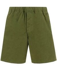 Barbour Dillon Bermuda Shorts - Green