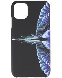 Marcelo Burlon Cover per iPhone 11 - Nero