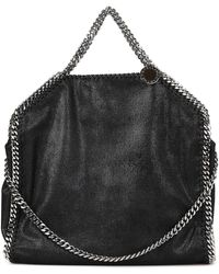Stella McCartney Falabella Three Chain Tote - Black