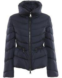 Moncler - Miriel Blue Puffer Jacket - Lyst