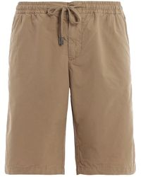 Woolrich Micro Ripstop Short Trousers - Natural